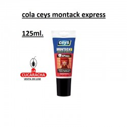 COLA CEYS MONTACK EXPRESS TUBO 125ML***