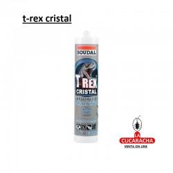ADHESIVO T-REX FUSION SOUDAL 290ML.CRISTAL