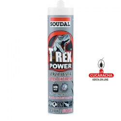 ADHESIVO T-REX POWER SOUDAL 290ML***