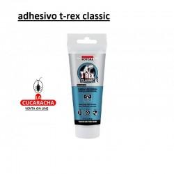 ADHESIVO T-REX CLASSIC SOUDAL 125ML BLANCO***