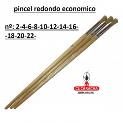 BROCHA PINCEL LARGO Nº10***