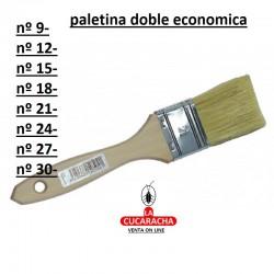 BROCHA PALETINA DOBLE
