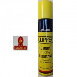 GAS 300ML CLIPPER***