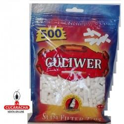 Filtro 6mm Guliwer bolsa 500