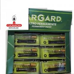 Filtros TAR-GARD Permanentes Cigarrillo.- Unidadx12