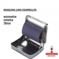 MAQUINA DE LIAR CIGARRILLOS AUTOMATICA METALICA***