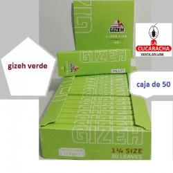 PAPEL DE FUMAR GIZEH SUPERFINE 78X50 hojas