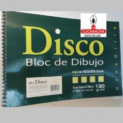 CUADERNO BLOC DIBUJO F PROLONG. C/RECUADRO TAURO***