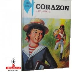 LIBRO CORAZON-LIBROS JUVENILES 5-E.DE AMICIS