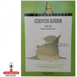 CUENTOS ROIDOS-ANAYA DUENDE VERDE 67-J.C.ANDRES***
