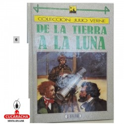 DE LA TIERRA A LA LUNA-SERVILIBRO-JULIO VERNE***