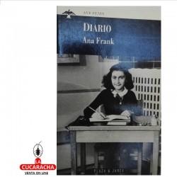 LIBRO DIARIO DE ANA FRANK-PLAZA&JANES AVE FENIX