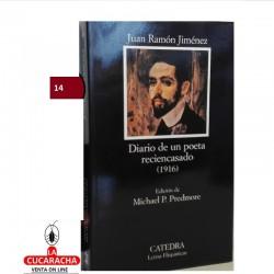 LIBRO DIARIO DE UN POETA RECIEN CASADO-CATEDRA-JUAN RAMON