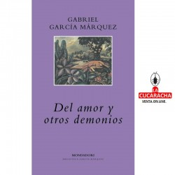 LIBRO DEL AMOR Y OTROS DEMONIOS-MONDADORI-G.MARQUEZ