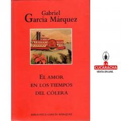 LIBRO EL AMOR EN LOS TIEMPOS DEL COLERA-MONDADORI-G.MARQUEZ