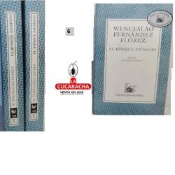 LIBRO EL BOSQUE ANIMADO-AUSTRAL 128-W.F.FLOREZ