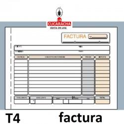 TALONARIO DE FACTURAS