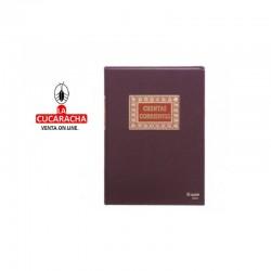 Libro Contabilidad Dohe Fº Cuentas CTES. NAT.100H.9908