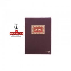 Libro Contabilidad Dohe Fº Actas 100H.09905