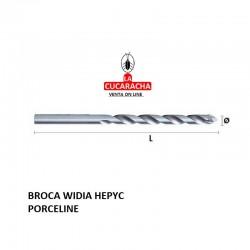 BROCA WIDIA HEPYC PORCELINE