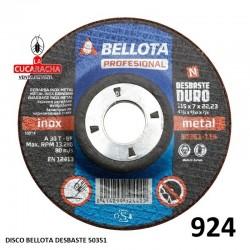 Disco Desbaste 50351 BELLOTA.
