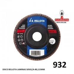 DISCO BELLOTA LAMINAS 50501/A-80,115MM
