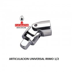 ARTICULACION UNIVERSAL IRIMO 1/2
