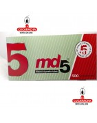 comprar tubos vacios 8mm con filtro largo de 25mm