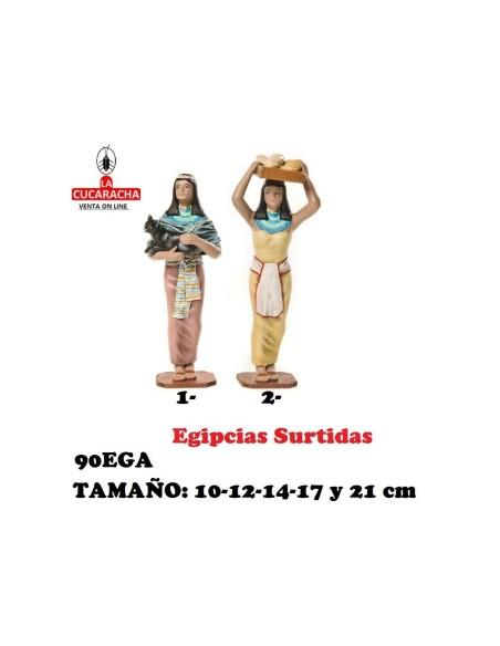 Figuras Egipcias