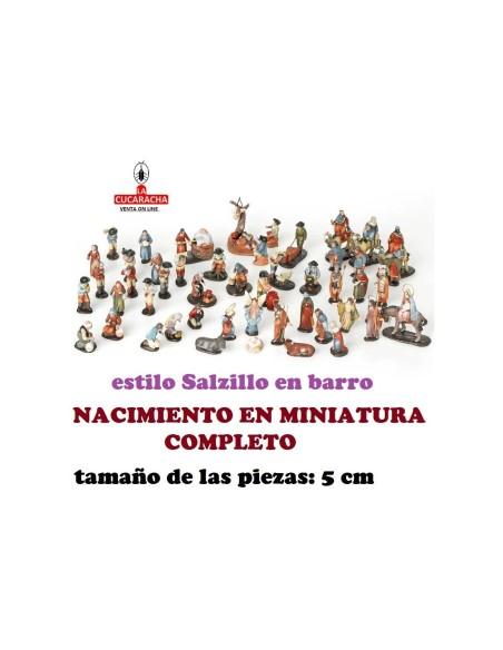Figuras Salzillescas Miniatura