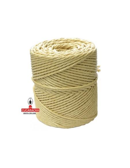 cuerdas y sujeciones