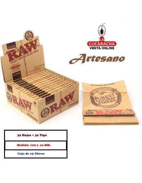 Papel fumar Raw