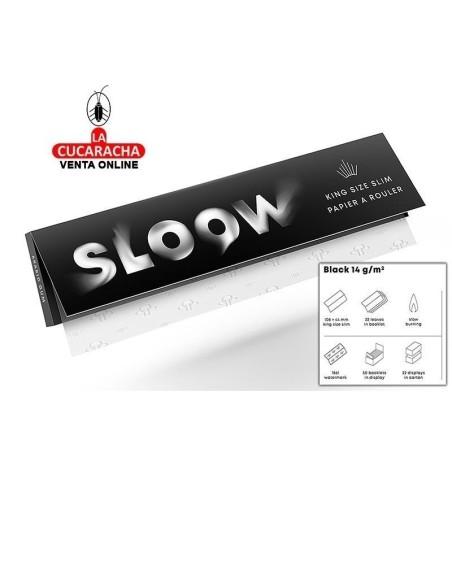 Papel fumar Sloow