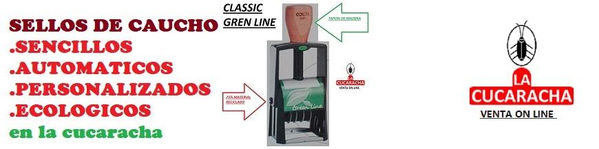sellos-de-caucho-clasico-green-line-rect