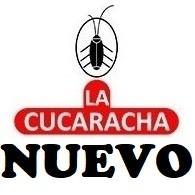 CUCARACHA NOVEDAD