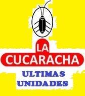 CUCARACHA ULTIMOS ARTICULOS